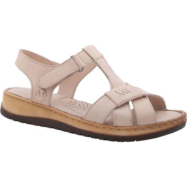 - HNZ 2135 BEJ Sandalet (1)